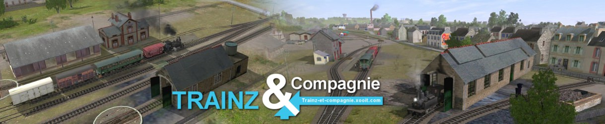 Trainz & Compagnie :: Map Le Mans