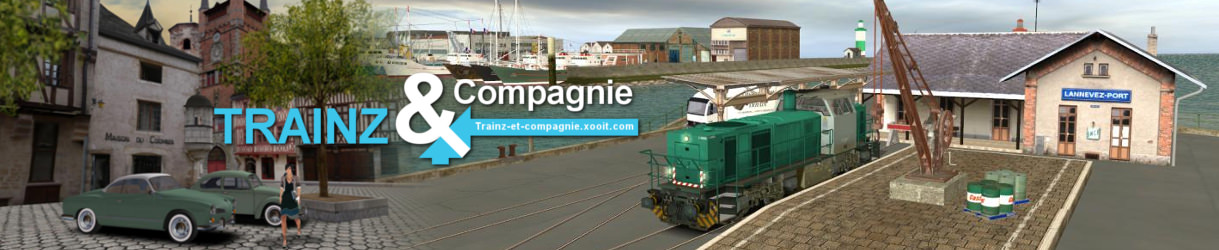 Trainz & Compagnie :: minizing88