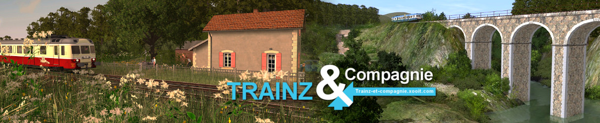Trainz & Compagnie :: hello la france