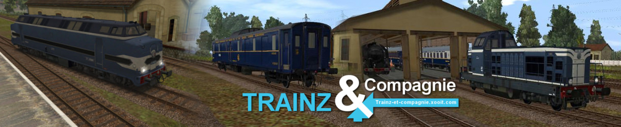 Trainz & Compagnie :: Ma map
