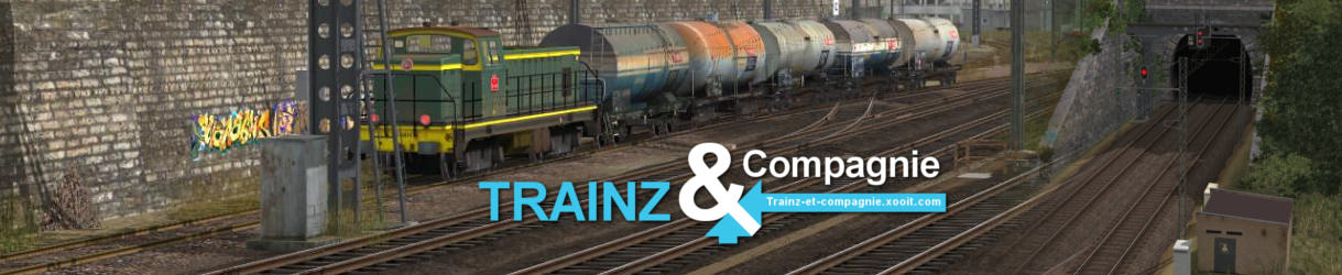 Trainz & Compagnie :: Hello!