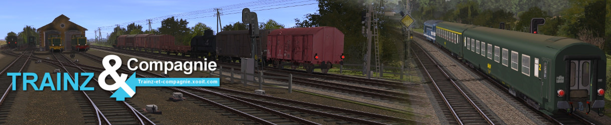 Trainz & Compagnie :: Downtown Traction Company