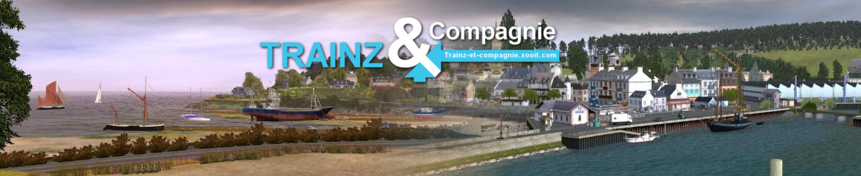 Trainz & Compagnie :: Spragues Thomson